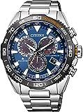 [シチズン] 腕時計 プロマスター LANDシリーズ エコ・ドライブ電波時計 ダイレクトフライト CB5034-82L メンズ