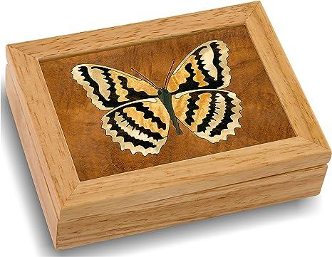 Hand built butterfly box