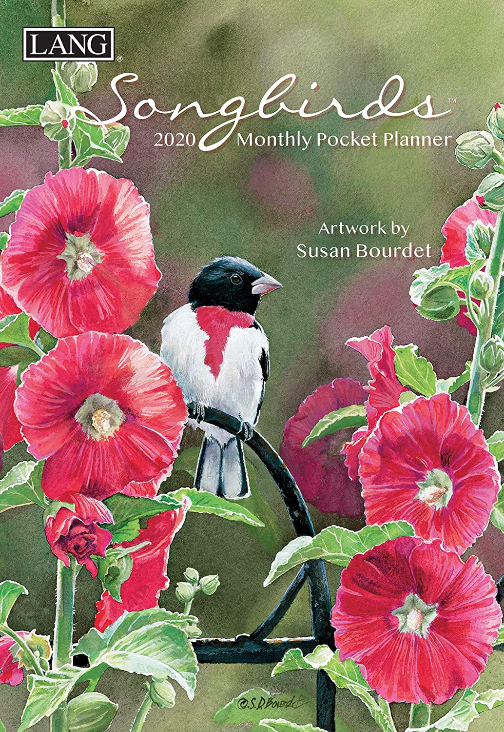 Lang Songbirds 2020 Monthly Pocket Planner (20991003167)