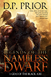 Geas of the Black Axe (Legends of the Nameless Dwarf Book 2)