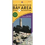 San Francisco Bay Area Road & Recreation Map, 5th Edition
