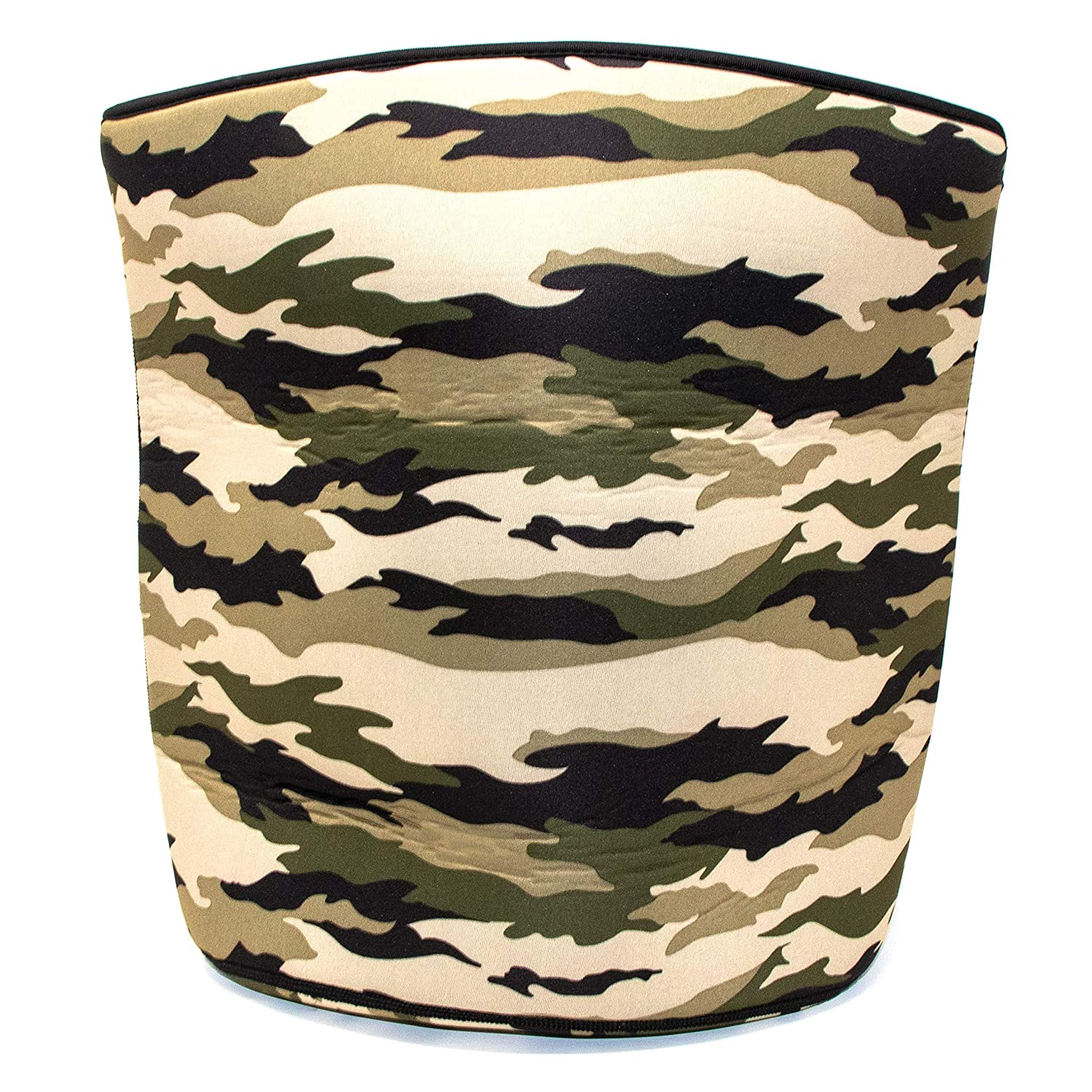 Bucket Cooler – 7mm Neoprene Sleeve for 5 Gallon Bucket Camouflage