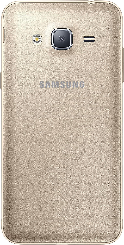 """Samsung Galaxy J3 - Smartphone de 5"""", Color Dorado: Amazon.es ..."""