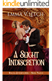 A Slight Indiscretion (Rogues and Gentlemen Book 12)