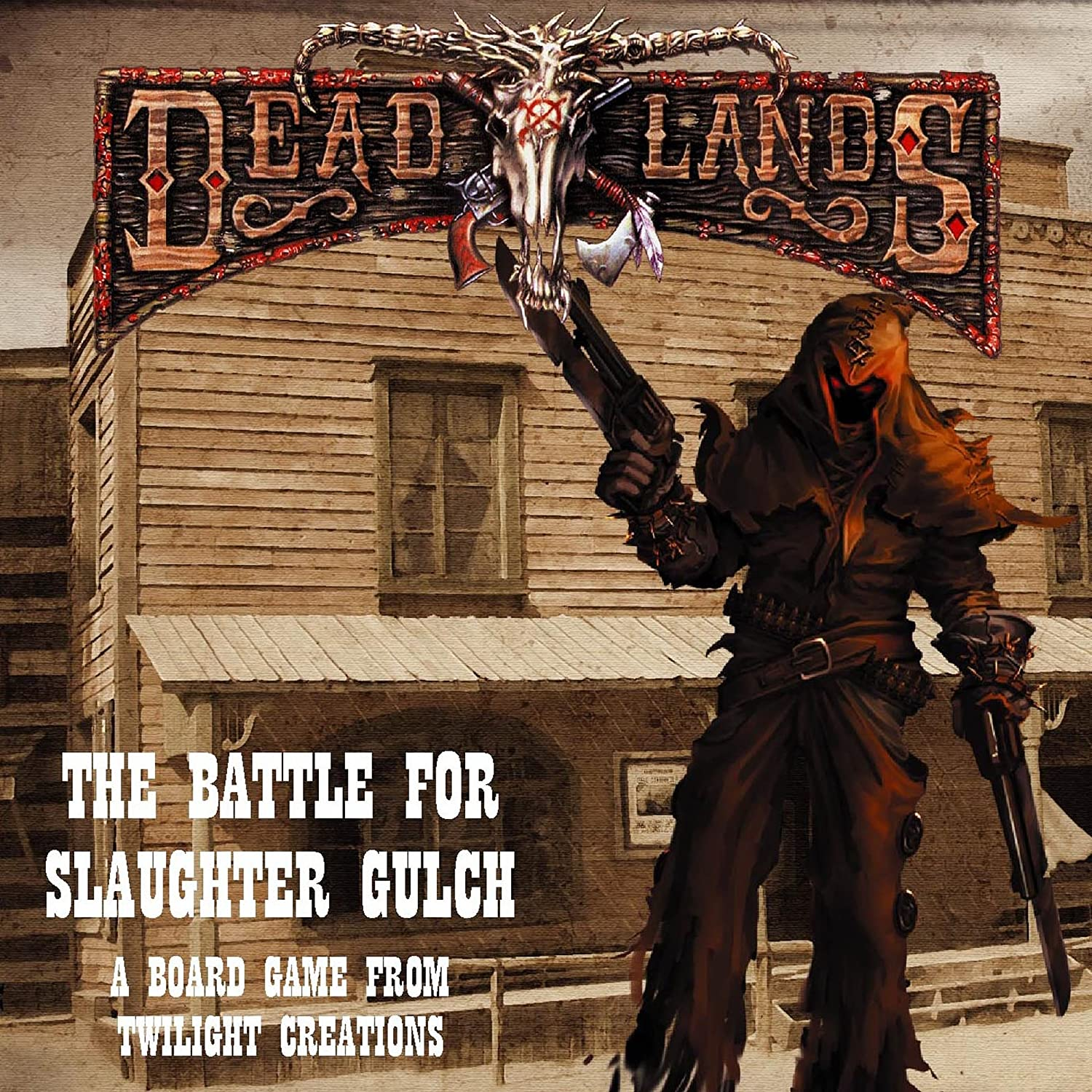 Twilight Creations - Deadlands: Battle for the Slaugther Gulch