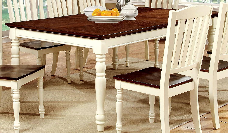 Amazon.com - Furniture of America Pauline Cottage Style ...