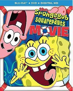 Amazon.com: Spongebob Movie: Sponge Out of Water [Blu-ray]: Movies ...
