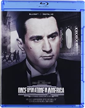 Once Upon A Time In America on Blu-ray
