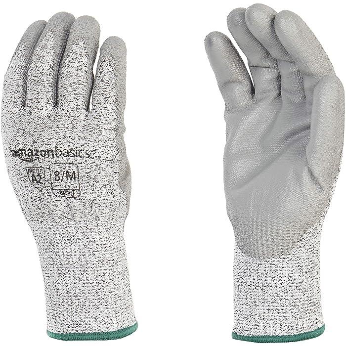 The Best Amazonbasics High Heat Gloves