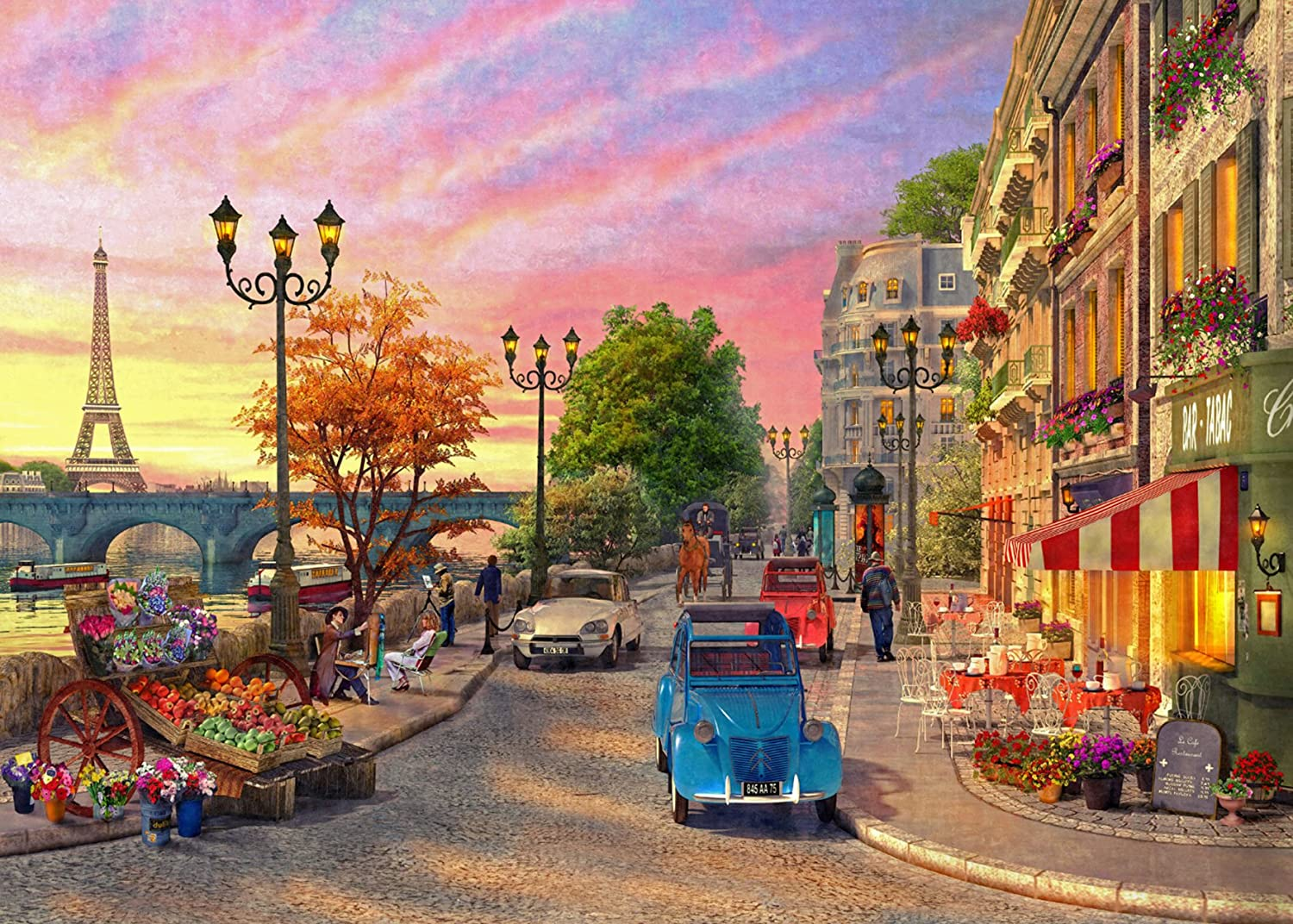 ravensburger paris puzzle