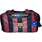 F.C. Barcelona Fc Barcelona Authentic Official Licensed Soccer Duffle Bag