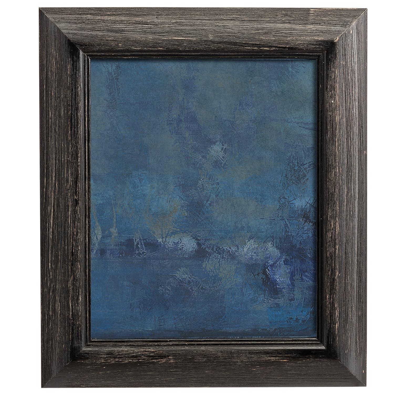 PRINZ 8x10 Coronado Black Brushed Pine Wood Frame