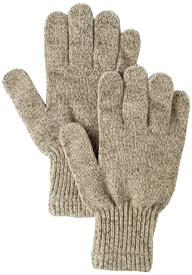 Edwardian Men's Accessories Fox River Mens Mid Weight Ragg Glove $16.81 AT vintagedancer.com