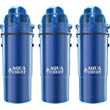 3 Pack AQUACREST Brand CRF-950Z Replacement for Pur CRF-950Z Pitcher Water Filter