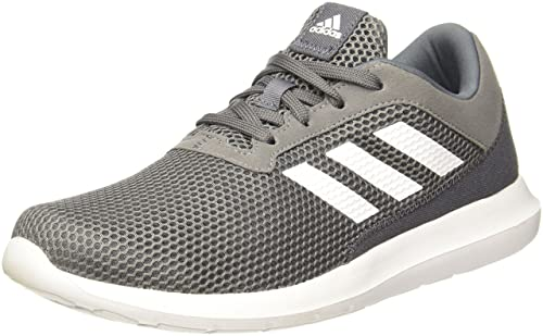 7ce8d148ecb Adidas Men s Element Refresh 3 M Grefou Ftwwht Onix Running Shoes - 10 UK