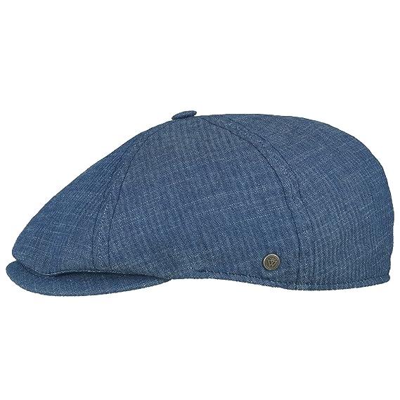 Wegener Men s Flat Cap Blue Blue - Blue - XL  Amazon.co.uk  Clothing ea75053ea58