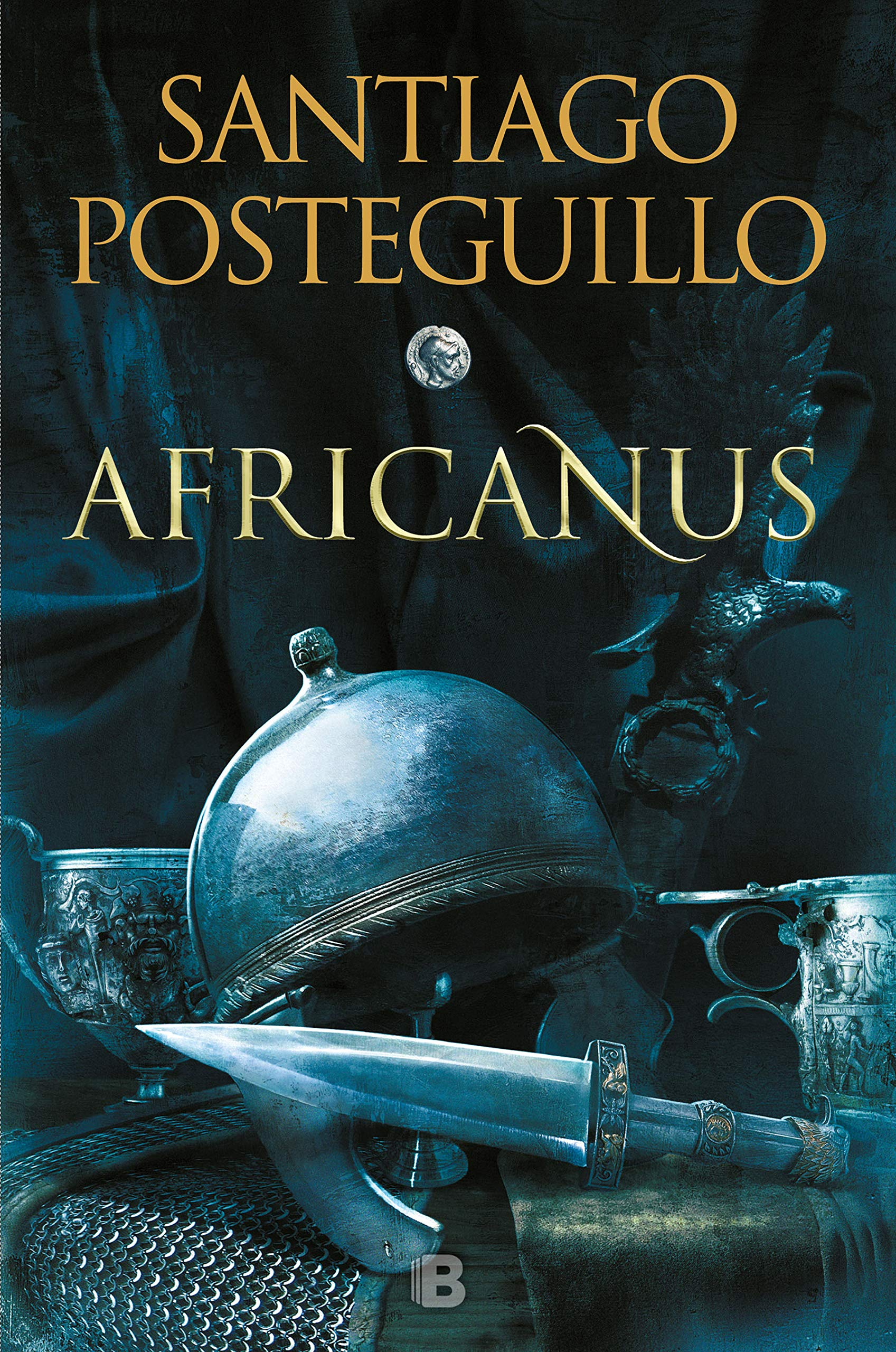 mejores libros de Santiago Posteguillo - Africanus