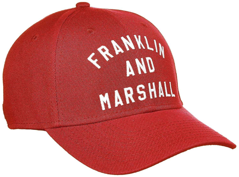 Bueno wreapped Franklin   Marshall - Sombrero - para niña Rojo rosso ... f7154ccfb17