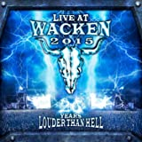 Live at Wacken 2015 - 26 Years louder than Hell [2DVD+2CD]