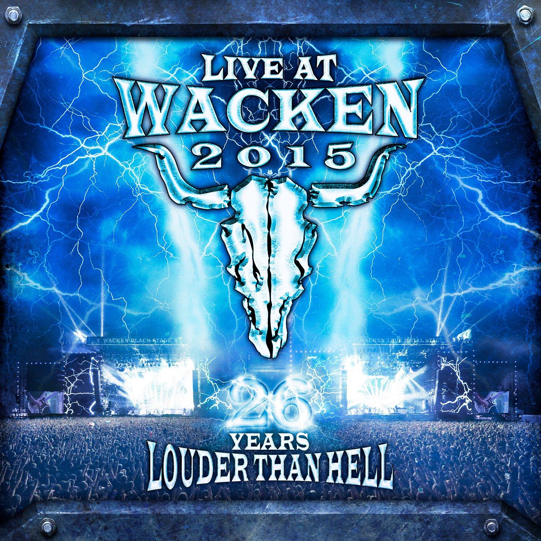 VA-Live At Wacken 2015-26 Years Louder Than Hell-2CD-FLAC-2016-flacU Download