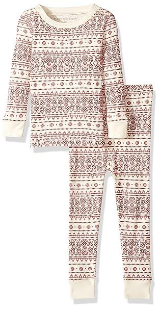 burts bees baby pajamas tee and pant 2 piece pj set 100