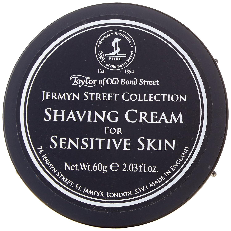 Recipiente de crema de afeitar Taylor of Old Bond Street, colección Jermyn Street, 60ml 01024