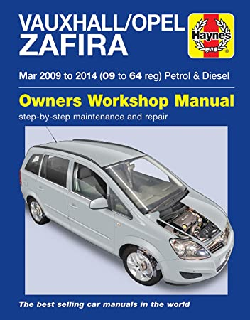 vauxhall zafira repair manual haynes manual service manual workshop rh amazon co uk Vauxhall Vectra Vauxhall Movano
