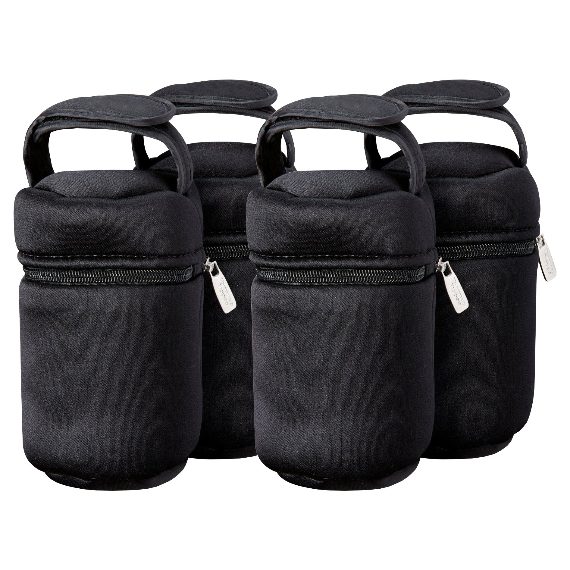 Tommee Tippee Insulated Bottle Bag, 4-Count