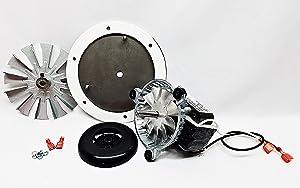 Heatilator Eco Choice PS35, PS50, CAB50 Exhaust Fan Motor Kit - Replaces 812-3381 | 812-4400! No Minimum