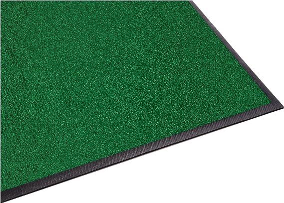 Grey 3x19 Rubber with Nylon Carpet Guardian Platinum Series Indoor Wiper Floor Mat