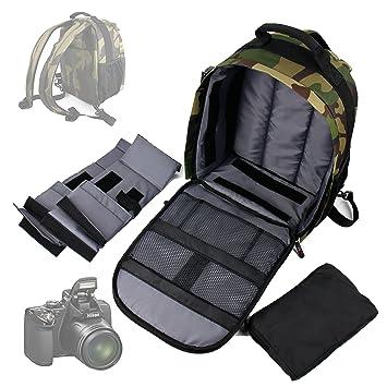DURAGADGET - Mochila para cámara de fotos digital Nikon Coolpix ...