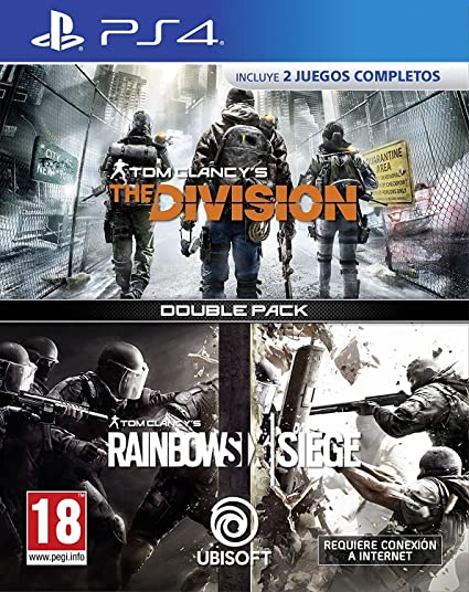 Compilation Rainbow Six + The Division: Amazon.es: Videojuegos
