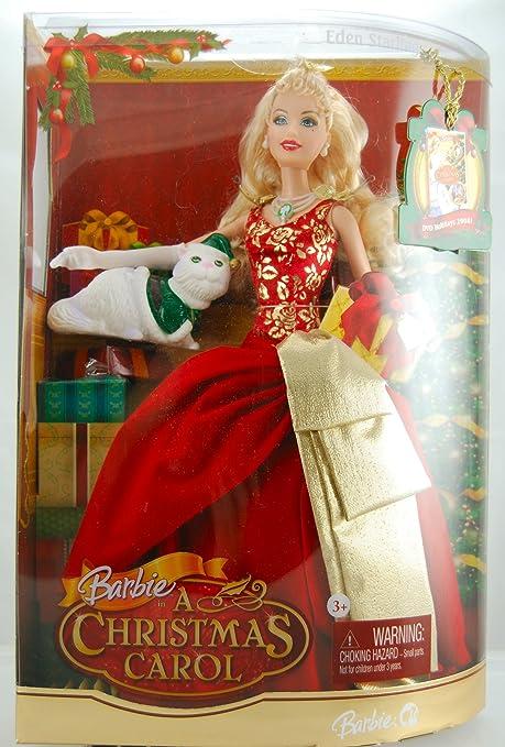 Risultati immagini per barbie christmas carol