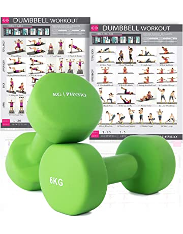 323762f5e5a2 Amazon.co.uk  Dumbbells - Weight Lifting  Sports   Outdoors