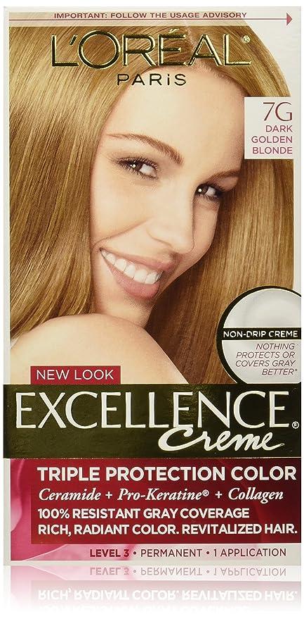 Elegant Loreal Hair Color Honey Blonde
