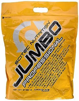 Scitec Jumbo Professional Batidos de Carbohidratos - 6480 gr: Amazon.es: Salud y cuidado personal