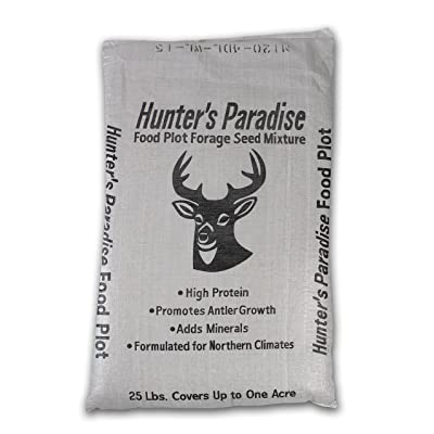X-Seed 440FS0012UCT185 Food Plot Seed, 25 : Garden & Outdoor
