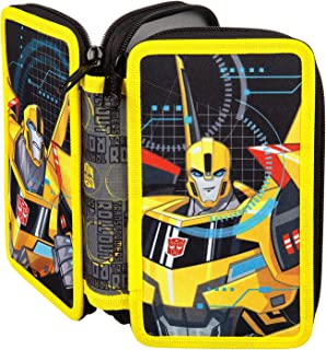 GREAT VALUE TRANSFORMERS BUMBLEBEE DESIGN A5 SPIRAL BOUND NOTEBOOK