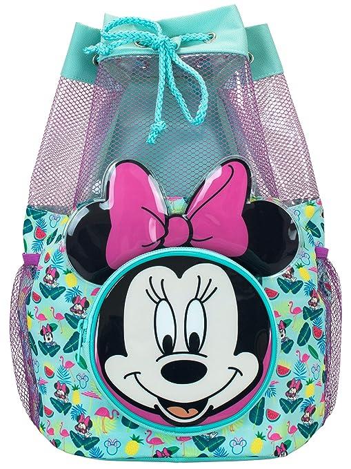 Disney Bolsa de Natación para Niñas Minnie Mouse