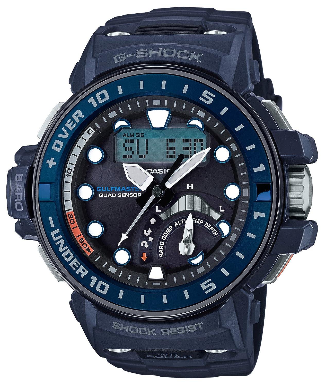 [カシオ]CASIO 腕時計 G-SHOCK ジーショック GULFMASTER 電波ソーラー GWN-Q1000A-2AJF メンズ B079YD54W9
