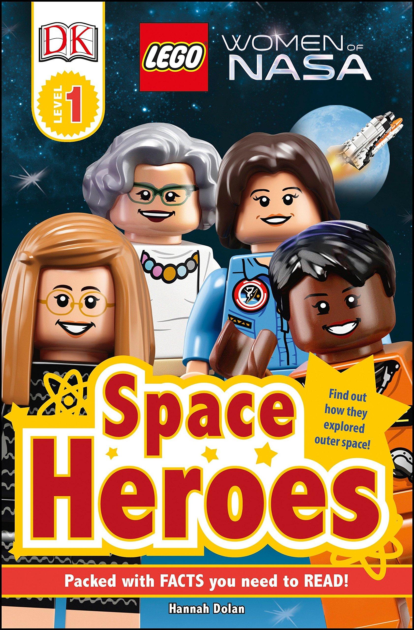 DK Readers L1: LEGO® Women of NASA: Space Heroes (DK Readers Level 1) pdf