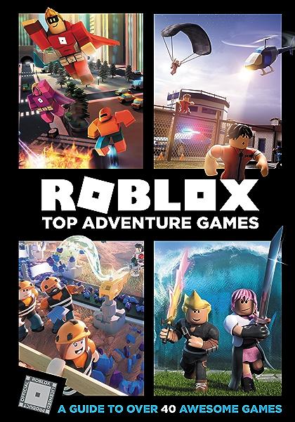 Amazon Com Roblox Top Adventure Games Ebook Roblox Official