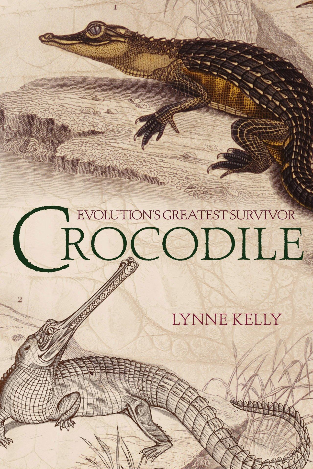 1bd661d2a Crocodile  Evolution s Greatest Survivor  Lynne Kelly  9781741144987 ...