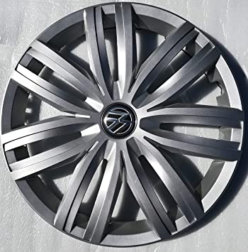 Volkswagen Orig. 4stk. Tapacubos Tapacubos Tapacubos 16 Caddy touran
