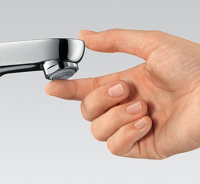 Hansgrohe 31607000 Focus 100 grifo de lavabo, cromo