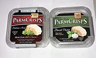 product image for KITCHEN TABLE PARM CRISPS- 2 PACK - 5 FLAVORS TO CHOOSE FROM (ITALIAN-PESTO)