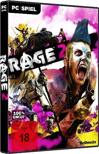 Rage 2 - PC [Importación alemana]: Amazon.es: Videojuegos