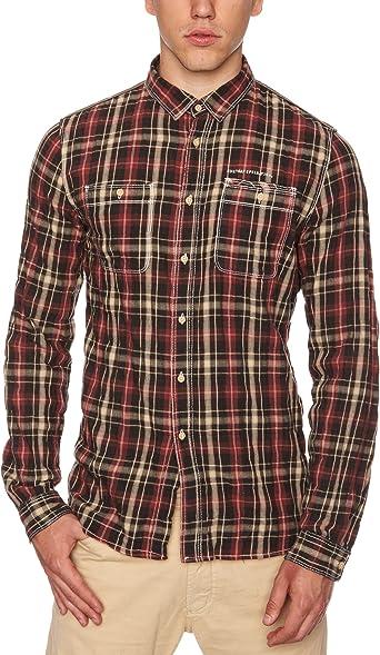 Firetrap Camisa para Hombre