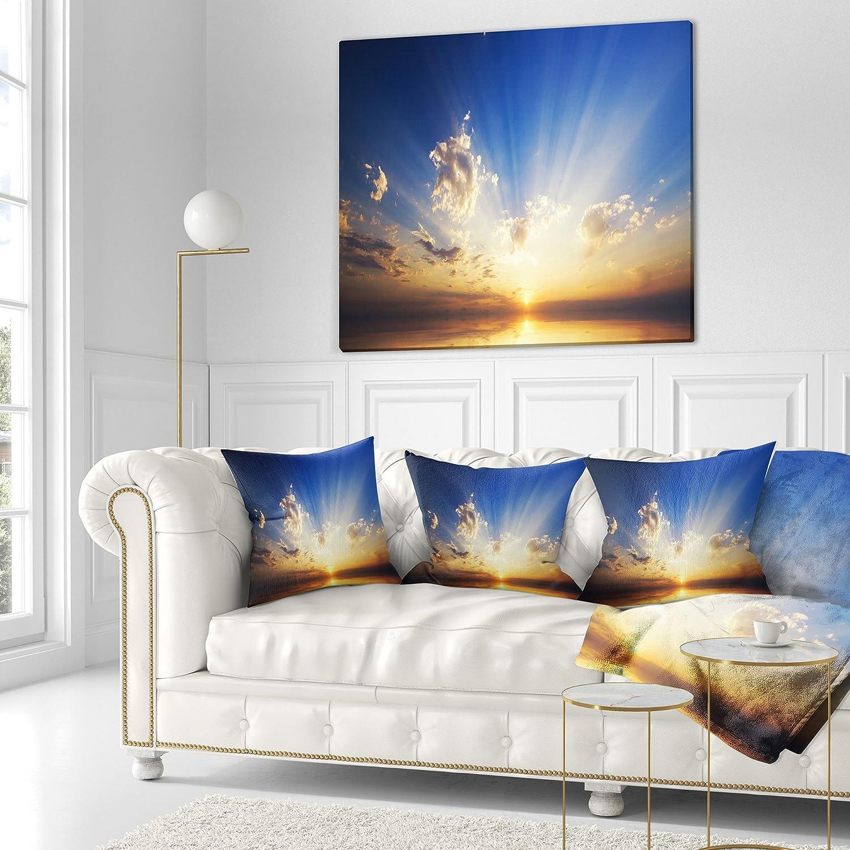 26 Round Floor Pillow Kess InHouse EBI Emporium Enchanted Forest 8 Purple Pink