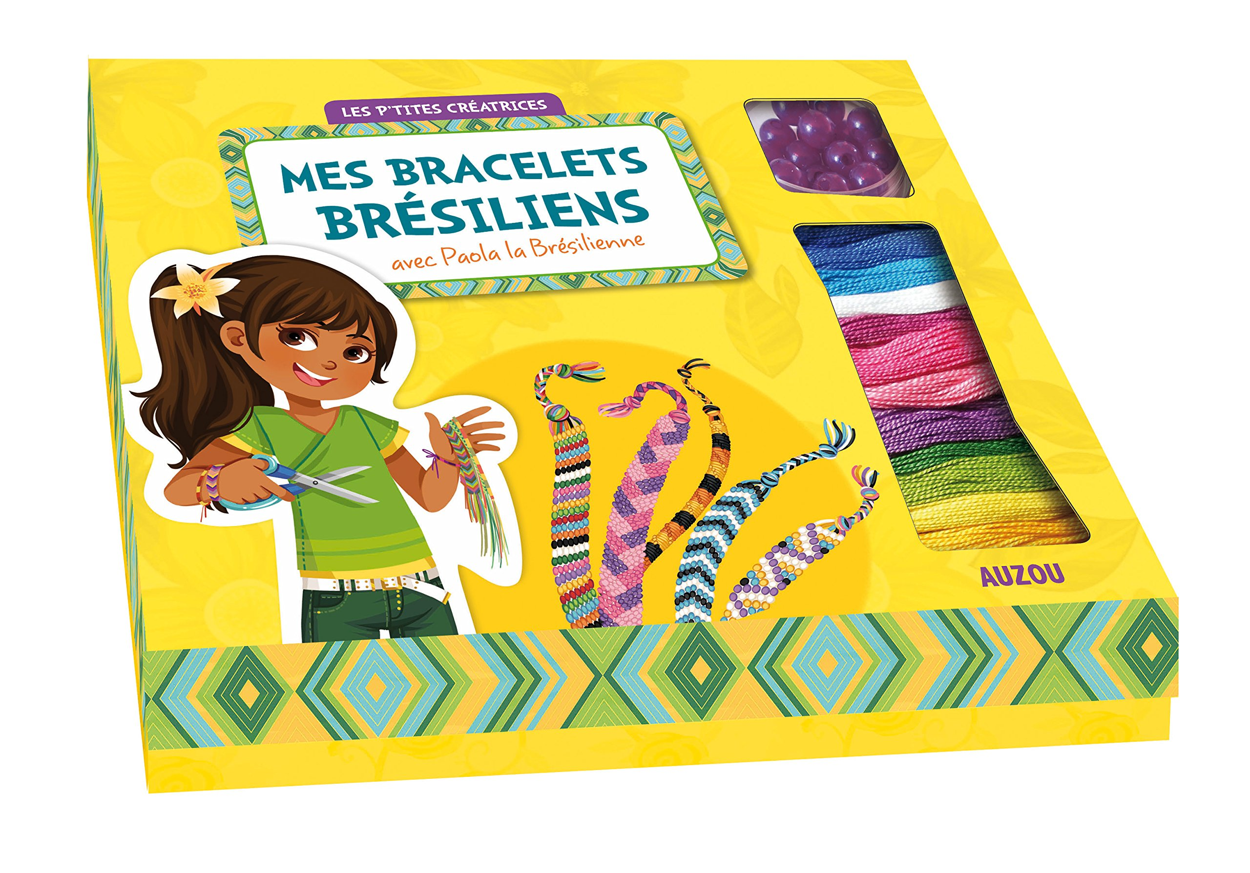 bracelet bresilien coffret
